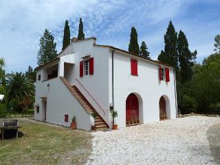 Antico Casolare I Cipressi, Castellina Marittima