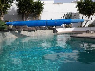 Executive Sea View Detached Villa Heated Pool WIFI, Tías