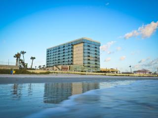 Oceanside Inn - Ocean- Partial View Hotel Room - Room 622 or Similar, Daytona Beach