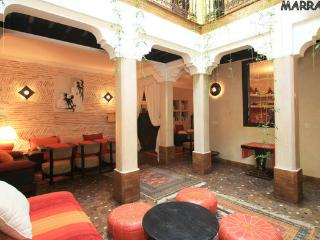 Your Riad Dar KAMAR,  JUST exclusively for YOU !