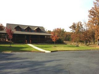 Ozark Lake Retreat Home