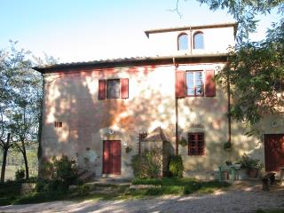 large farmhouse in Toscany,Chianti