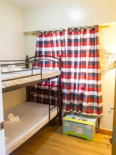 Room 3 - Single Size Bunk Bed