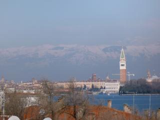 20 metri sul mare e 20 minuti da Venezia