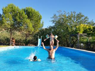 WIFI, BIG SWIMMING POOL, CENTER ANDALUCIA, MILL, Carcabuey
