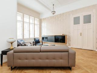 2 bed apart with views in the centre of Budapest
