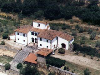 Splendida villa ottocentesca ad Arezzo in Toscana