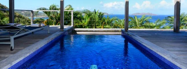 Villa Bali 2 Bedroom SPECIAL OFFER, Pointe Milou