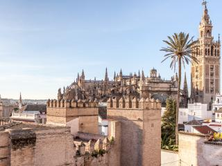 NEW APARTMENT WITH FANTASTIC VIEWS, Sevilla