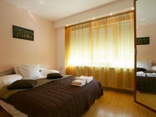 Twin 2 Apartment - Cismigiu Gardens - Bedroom