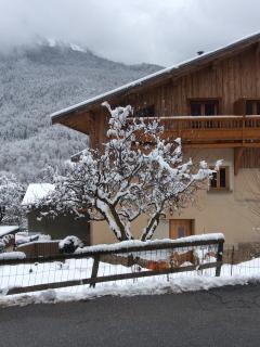 Ski/Summer Apartment in Bozel near Courchevel