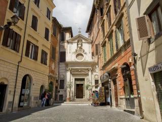 Few steps from Campo dei Fiori Air Con, Rome