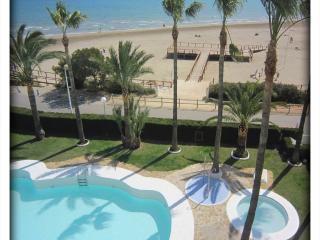 Alcoceber 1º Linea 3Dormitorios Playa Romana, Alcossebre