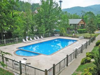 Westgate River Terrace - Cozy River Front Studio, Gatlinburg