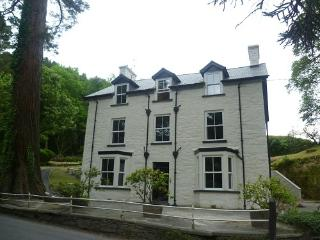 The Fairy Glen Betws y Coed. 5 Self catering apartments.