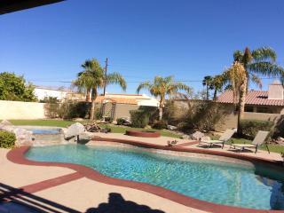 Pool Home in Desert Paradise