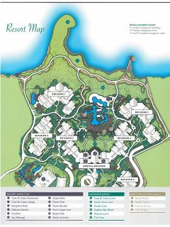 Montage Kapalua Bay Resort Map