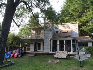 Large Waterfront Property Retreat, Watersports!, Monticello