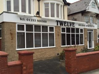 Twelve, Apartment 1, Blackpool