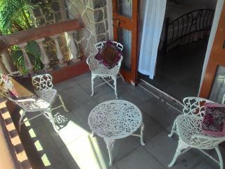Master Balcony Seating