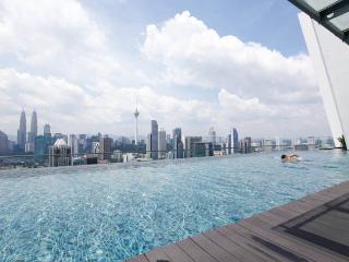 Best KL City View at Regalia Residence, Kuala Lumpur