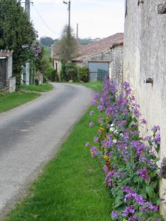 Set in a quiet hamlet
