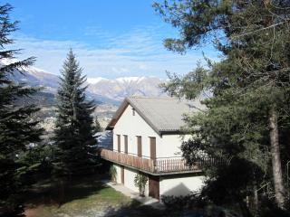 Maison de vacances chalet  Embrun ski Hautes Alpes