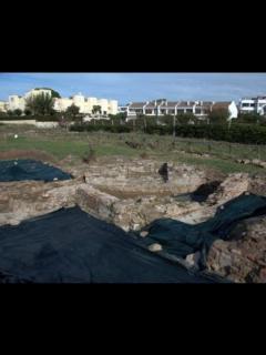Scavi archeologici a 50 mt