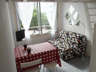 Joli studio (T1) lumineux et calme avec mezzanine et wifi - Sud de Marseille -