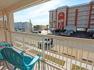 Tropical Isle 214-AVAIL Feb14Wkend*1BR*10%OFF Apr1-May26*20 Yds2Bch, Fort Walton Beach