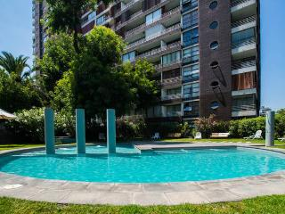 3 Apartments best location for 12 guests, Santiago