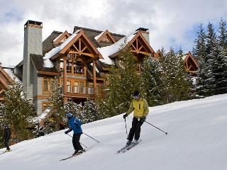 Cedar Creek E | Whistler Platinum | Ski-In/Ski-Out Townhome, Private Hot Tub