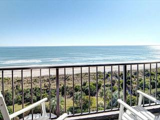 Station One-6I A Great Escape-Oceanfront condo, community pool, tennis, beach, Wrightsville Beach