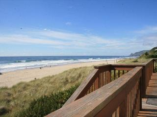 Paradise Cove Ocean Front, Direct Beach Access, Great for Families w/Children, Lincoln City