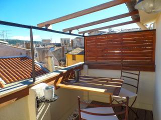 Appartement charmant avec terrasse centre aix, Aix-en-Provence