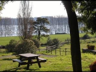 farmhouse lake Martignano, Latium