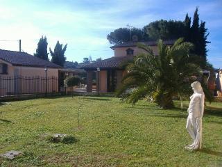Villa Paradise è l'Eden che è in noi, Gallicano nel Lazio