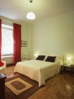 Double bed room (160x200 cm)