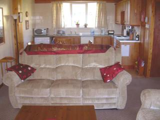Honipine holiday home, comfortable, warm, spacious for cool Easter holidays., Callington