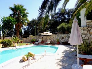 Villa silberne Oliven, Sidari