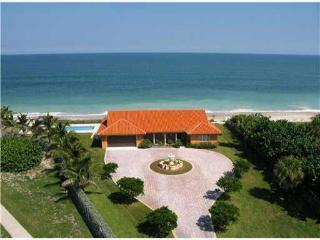 VB BEACH FRONT - OCEAN FRONT, PRIVATE POOL HOME, Vero Beach