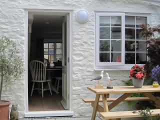 Holiday cottage on Dorset coast