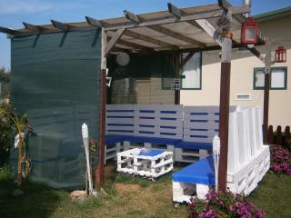 Estupenda casa movil muy cerca de playa.