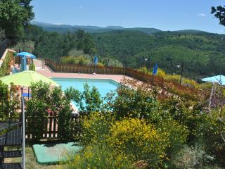 Loft con piscina a Messenano Spoleto