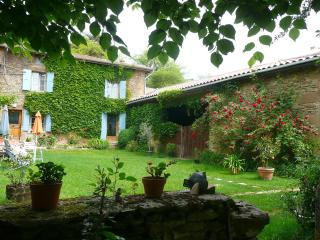Maison typique de la Drôme des Collines :, Chateauneuf-de-Galaure