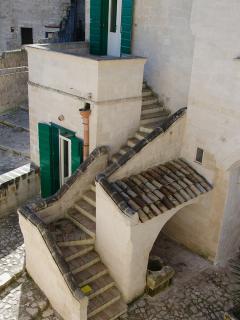 Terrazzo Casa Cuore.