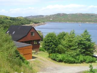 Holiday Cottage near Bunessan on the Ross of Mull