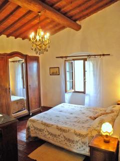 Casetta Corteccia - Bedroom #1