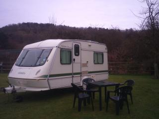 4 Berth Caravan, Somerton