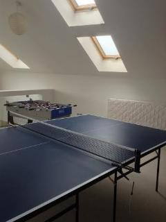 Table Tennis - Game Room
